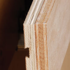 Cabinet Construction Plywood
