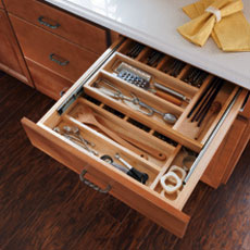 Drawer Cutlery Storage