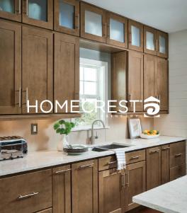 Homecrest Full Cabinetry Line Brochure