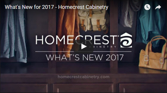 Thumbnail image from Homecrest New Products video for 2016