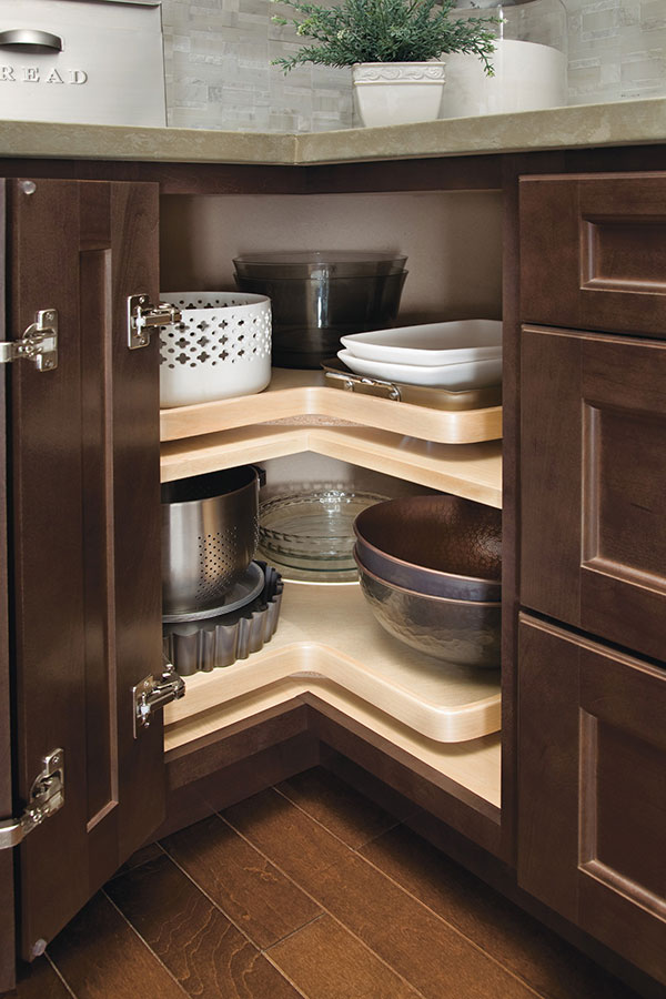 lazy susan for kitchen cabinet lazy susan cabinet with wood shelf homecrest 22548