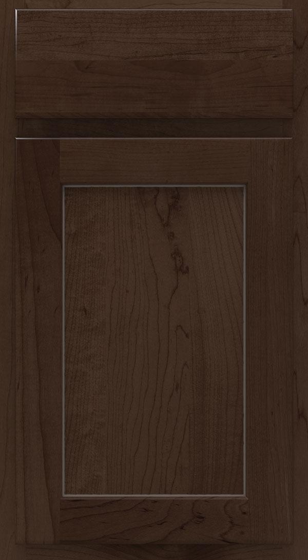 Rye Cabinet Glaze On Maple Homecrest