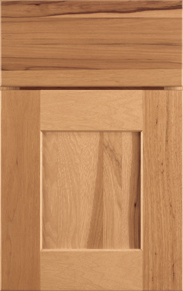 dover_hickory_shaker_cabinet_door_light