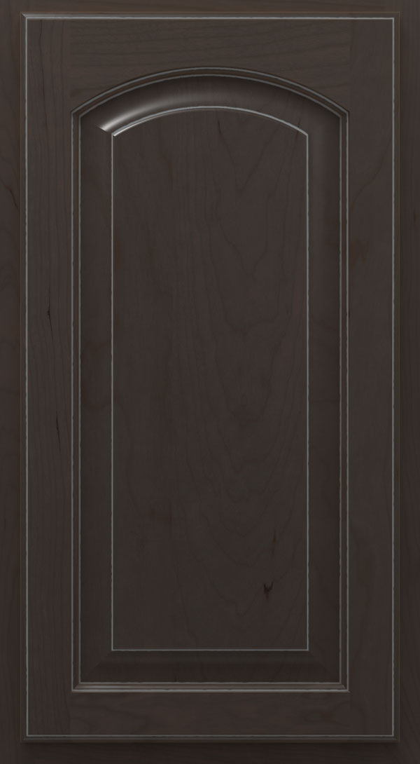 heritage_arch_cherry_raised_panel_cabinet_door_derby_smoke