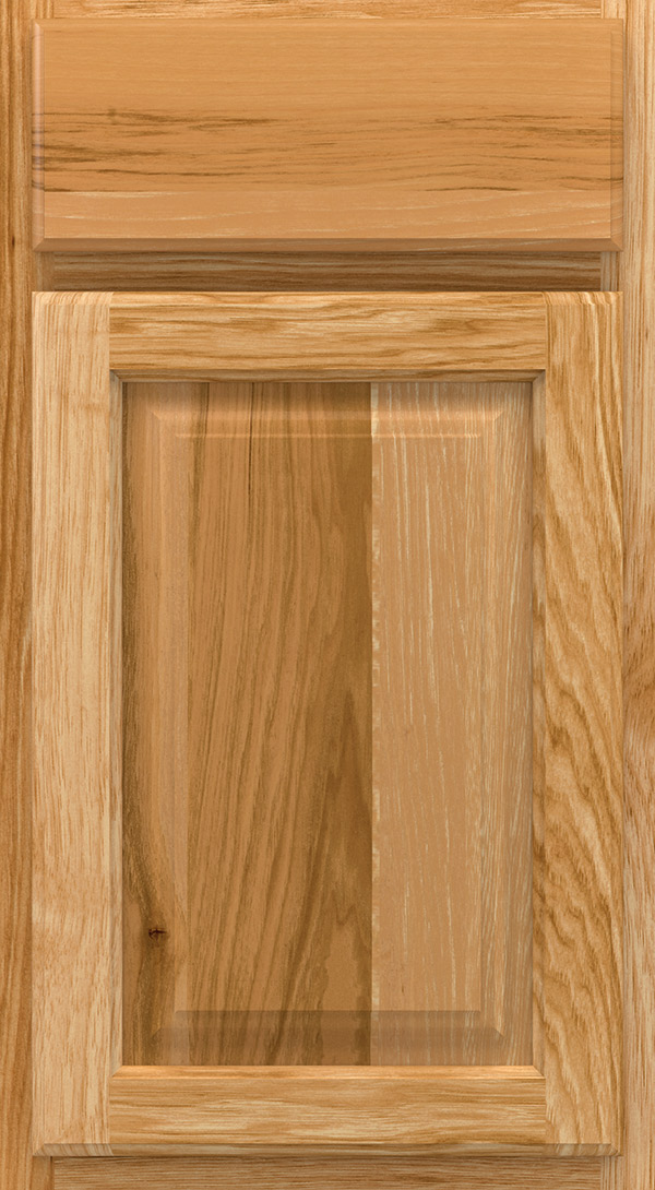 Heartland; heritage_hickory_raised_panel_cabinet_door_natural Heritage; hershing_hickory_recessed_panel_cabinet_door_natural & Natural Cabinet Finish on Hickory - Homecrest pezcame.com