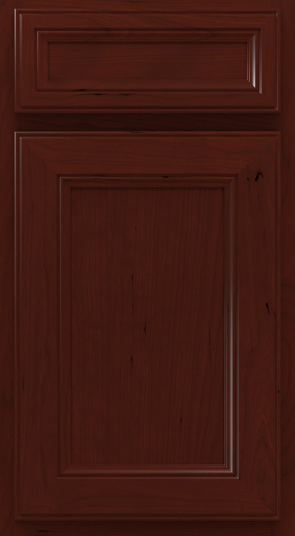 jordan_cherry_recessed_panel_cabinet_door_burgundy