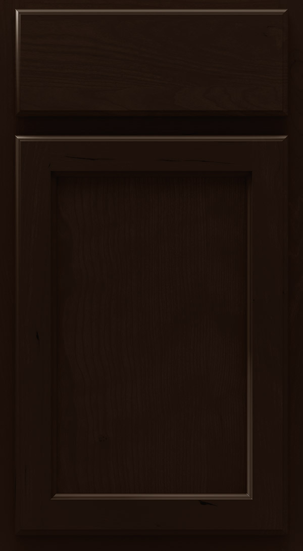laurel_cherry_recessed_panel_cabinet_door_java