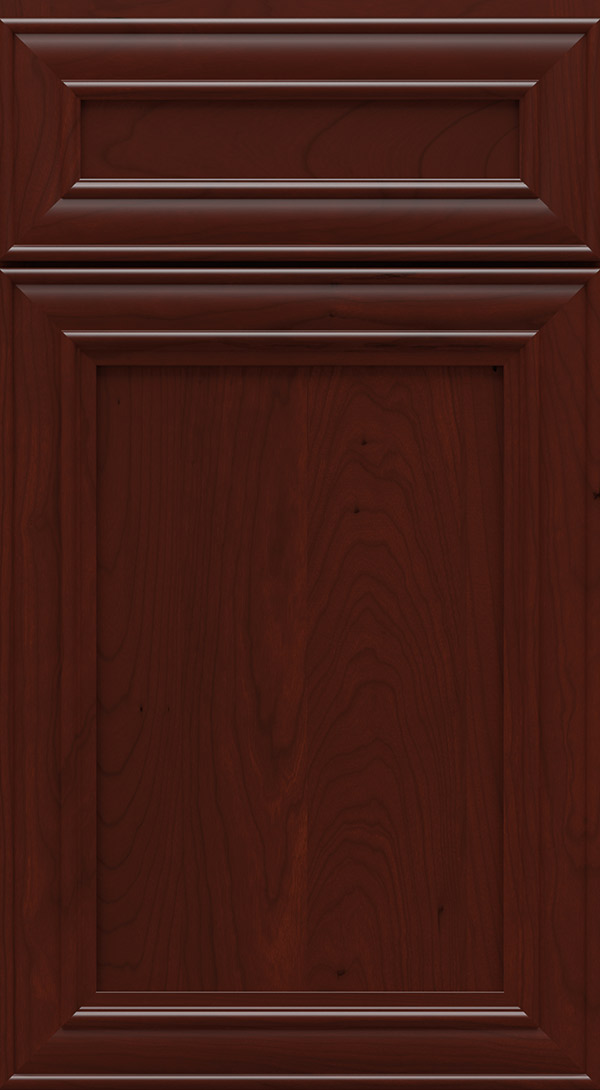madison_5_piece_cherry_recessed_panel_cabinet_door_burgundy