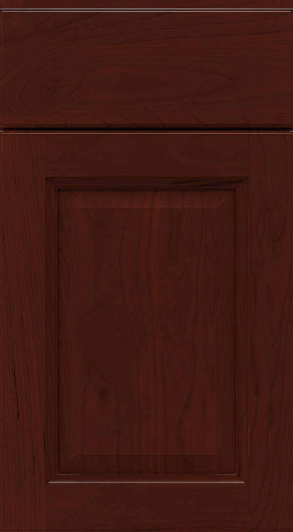 montella_cherry_raised_panel_cabinet_door_burgundy