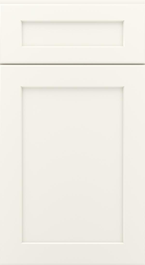 Rainier; sedona_5_piece_maple_shaker_cabinet_door_alpine Sedona; tennyson_maple_flat_panel_cabinet_door_alpine  sc 1 st  HomeCrest Cabinetry & Alpine White Cabinets - Homecrest Cabinetry