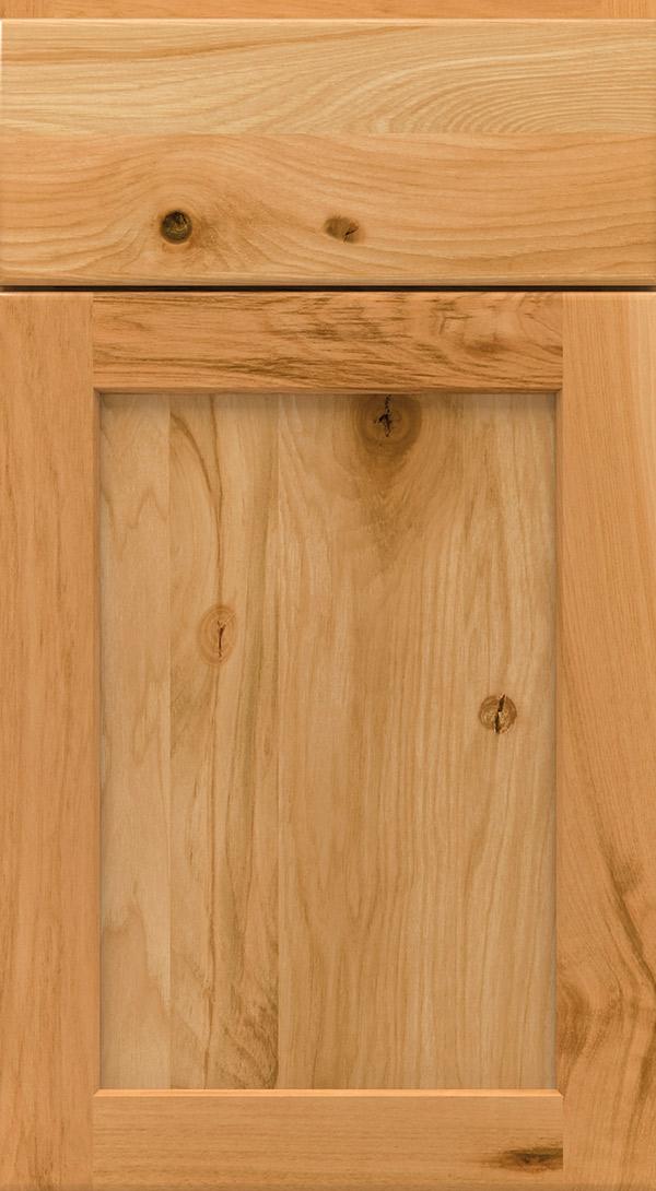 Heritage Sedona Rustic Hickory Shaker Cabinet Door Natural Dover