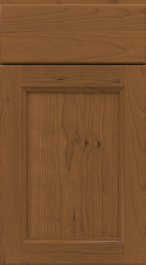 tennyson_cherry_flat_panel_cabinet_door_chestnut