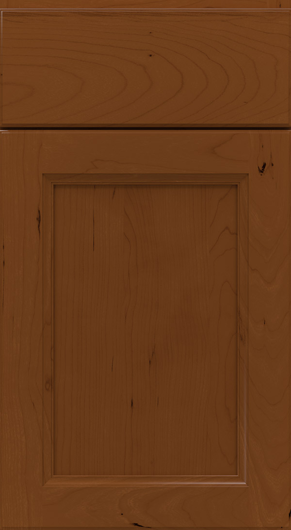 tennyson_cherry_flat_panel_cabinet_door_cinnamon