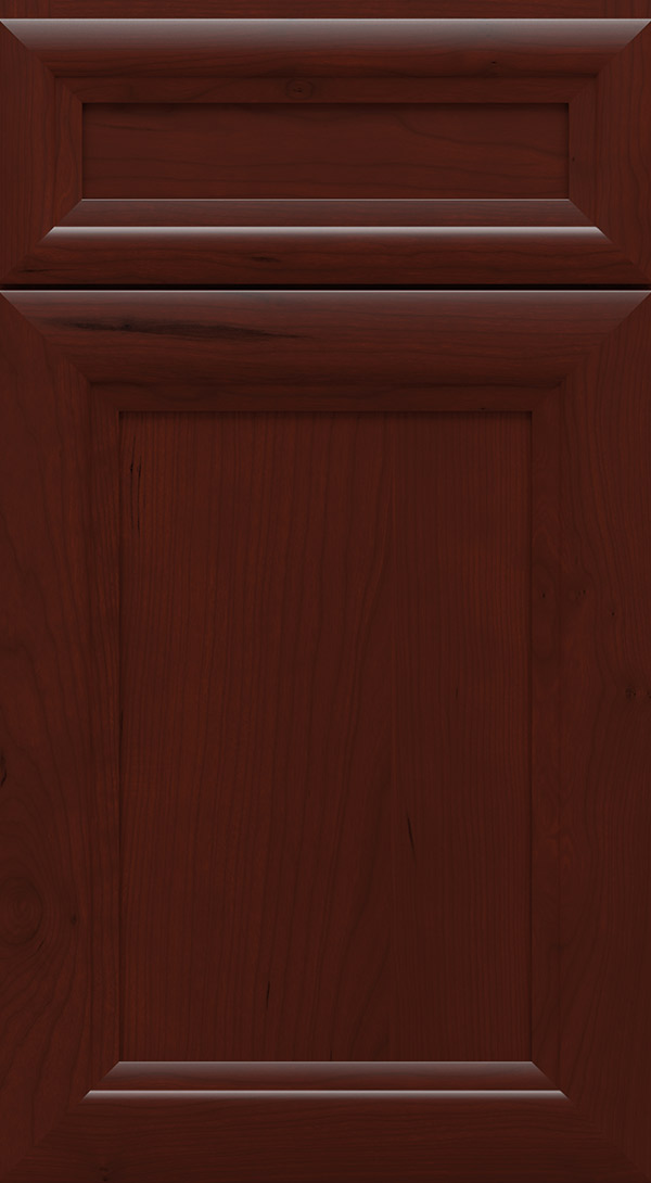 westlake_5_piece_cherry_recessed_panel_cabinet_door_burgundy