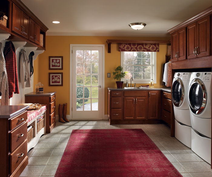 Laundry Room and Entry Way Cabinets