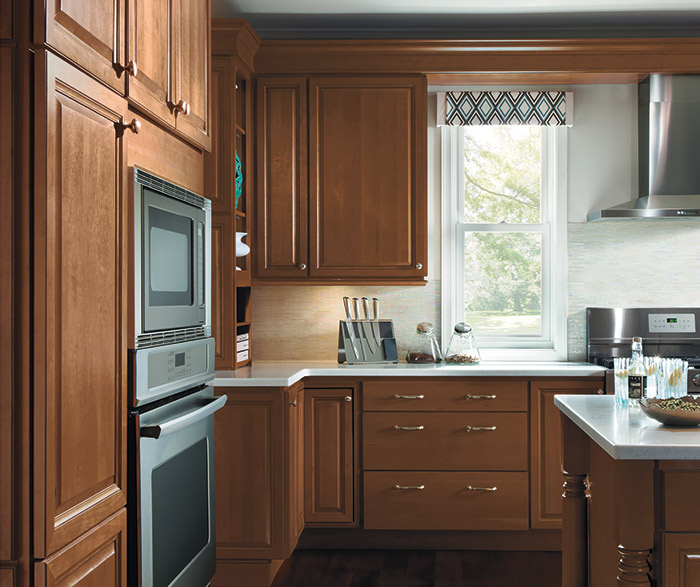 Kitchen Pictures With Maple Cabinets: Kitchen With Maple Cabinets