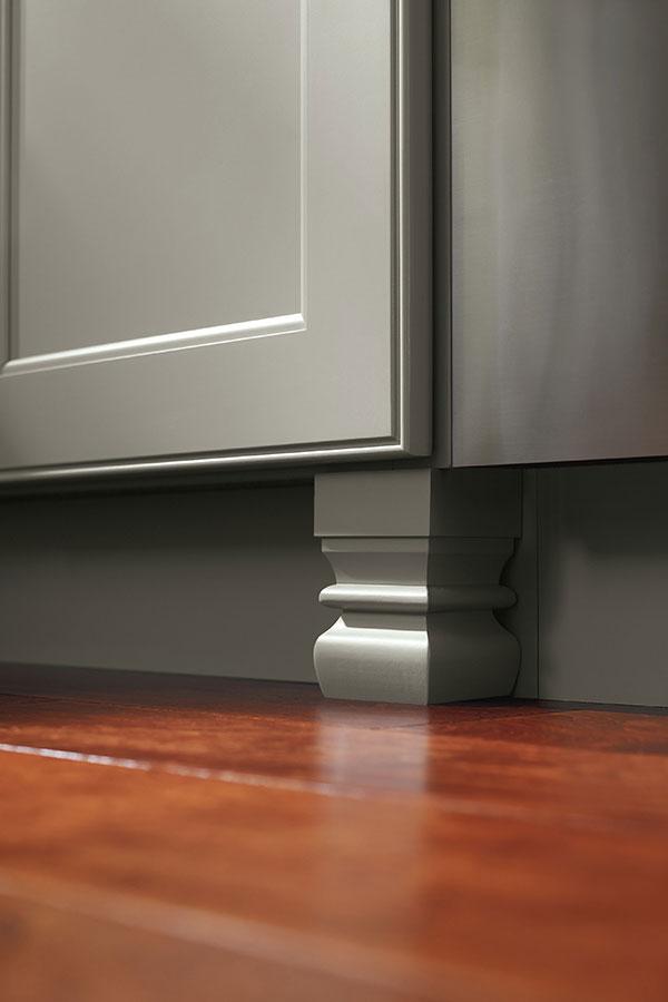Kensington Bun Foot - Homecrest Cabinetry