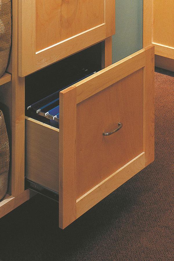 File Cabinet Desk
