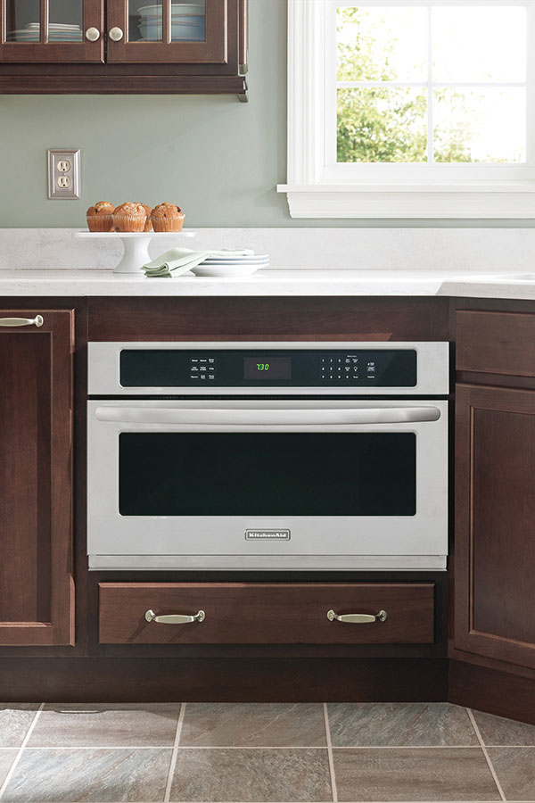 Base Microwave Cabinet